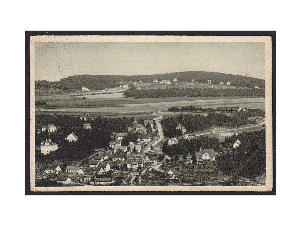 51 - Praha-západ, Sázava u Prahy, Chlomek, cca 1930
