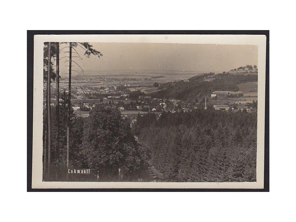 21 - Jesenicko, Zlaté hory (Cukmantl), cca 1925