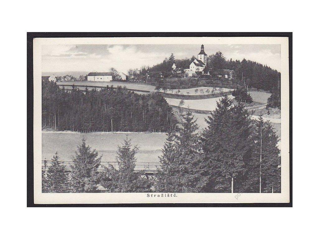 54 - Příbramsko, Stražiště, cca 1928