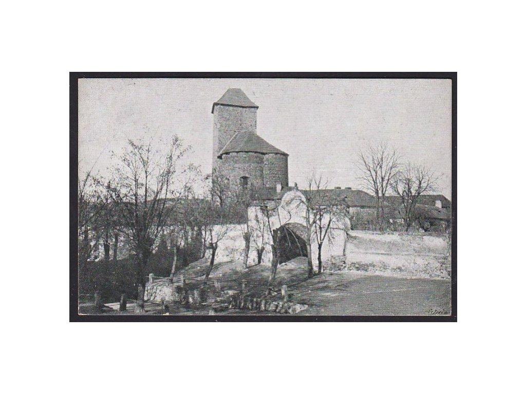 01 - Benešovsko, Týnice nad Sázavou, cca 1923