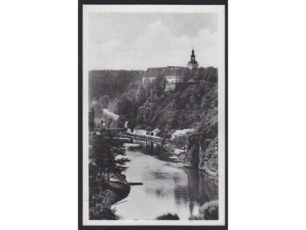 64 - Táborsko, lázně Bechyně, cca 1940