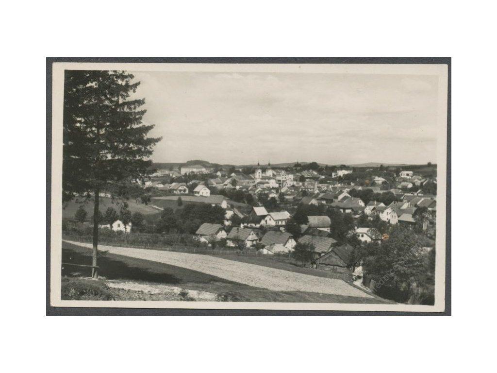 75 - Žďársko, Bystřice nad Pernštejnem, Fototypia Vyškov, cca 1948