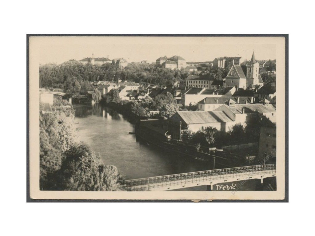 67 - Třebíč, cca 1947