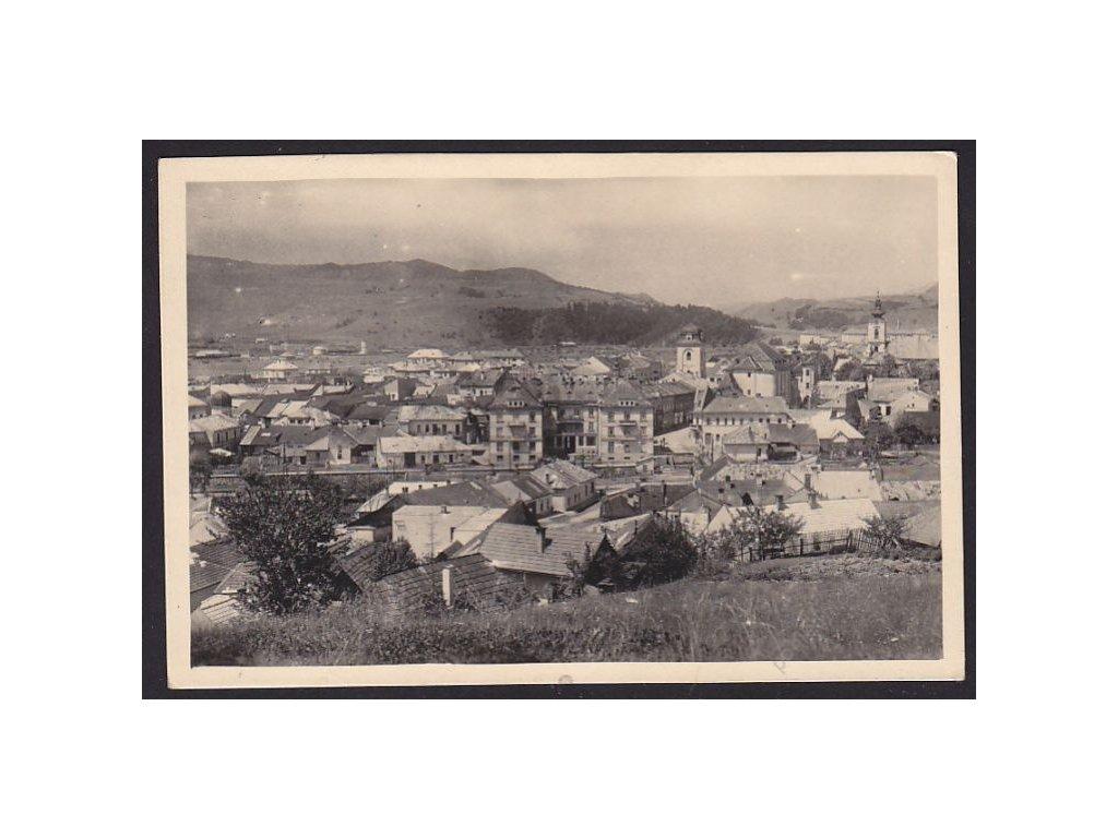 Slovensko, Brezno nad Hronom, cca 1925
