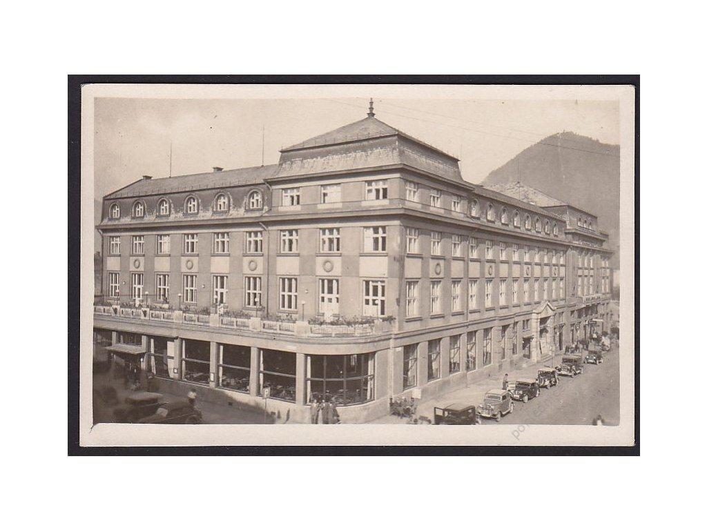 Slovensko, Ružomberok, cca 1930