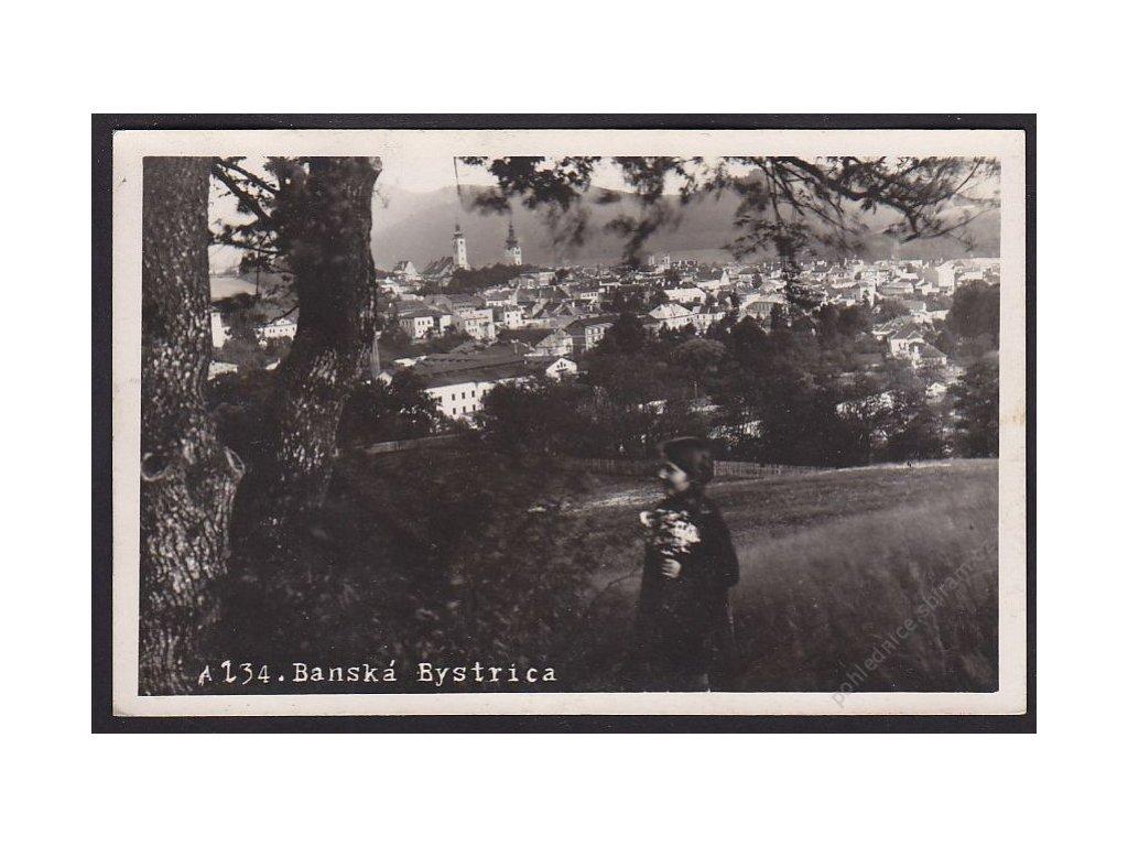 Slovensko, Banská Bytrica, cca 1932