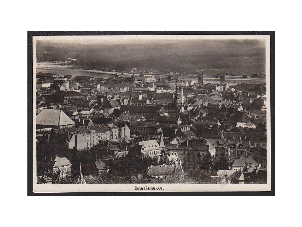 Slovensko, Bratislava, cca 1929