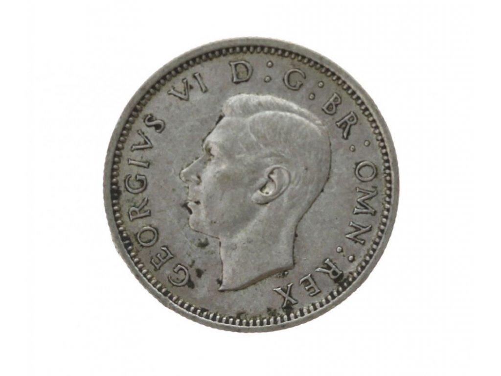 Anglie, mince 6 P, 1965, stav 1/1