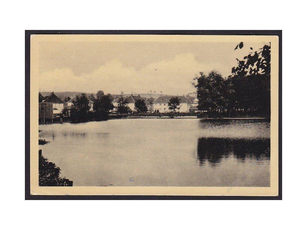 16 - Frýdeckomístecko, Třinec, cca 1950