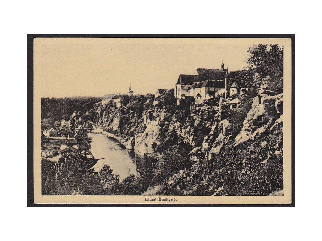 64 - Táborsko, lázně Bechyně, cca 1932