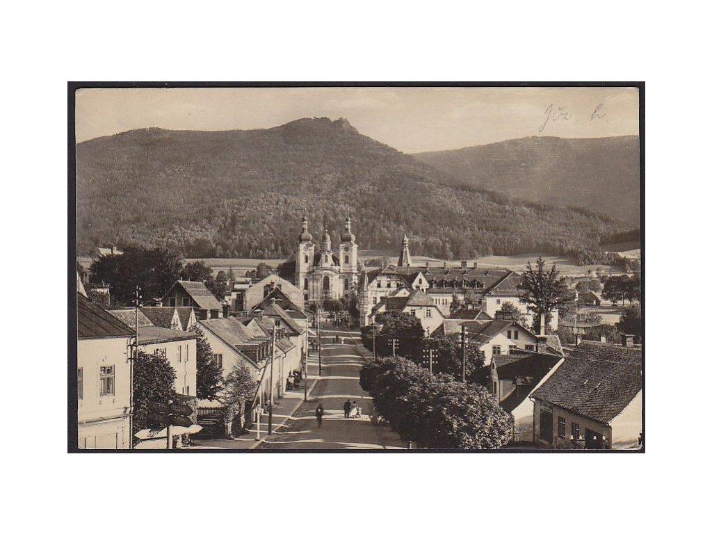 32 - Liberecko, Jizerské hory, Hejnice, cca 1950