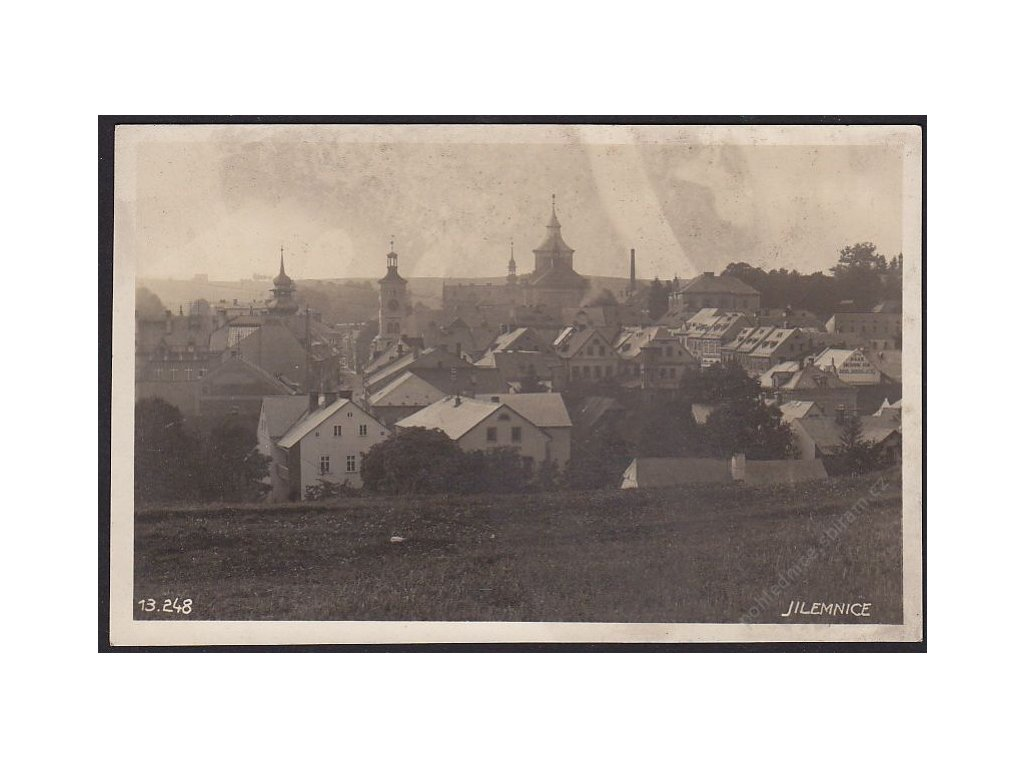 58 - Semilsko, Jilemnice, cca 1925