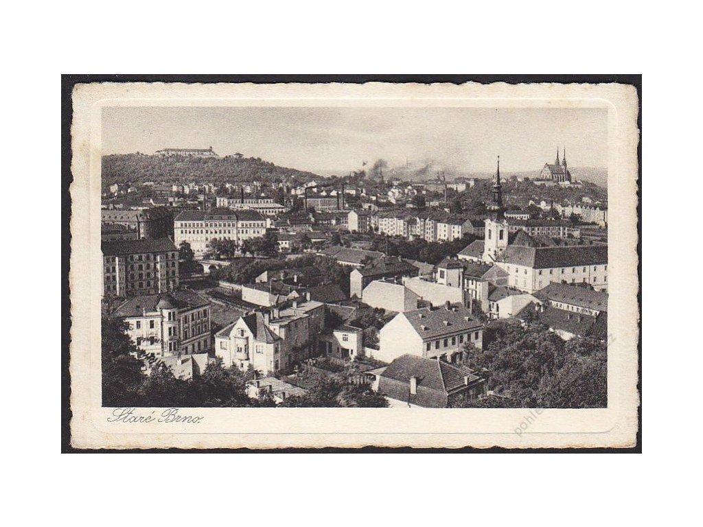 04 - Brno-město, Staré Brno, nakl. Ústř. učit., cca 1930