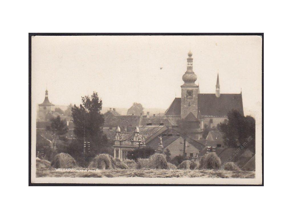 27 - Kladensko, Velvary, nakl. Číhala, cca 1920