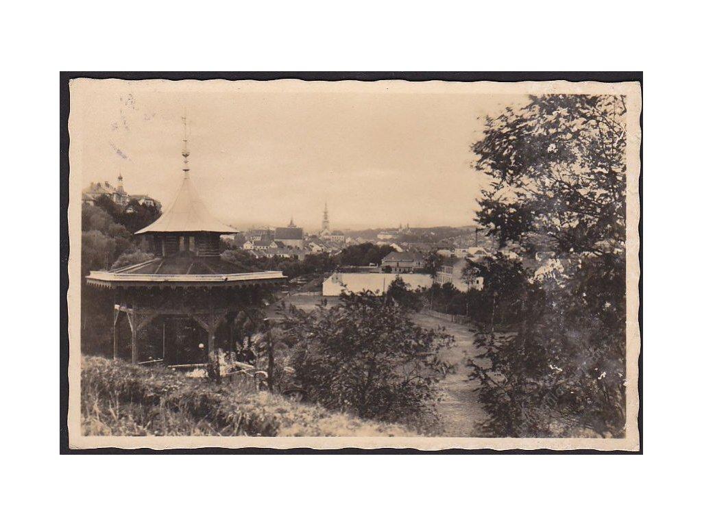67 - Třebíč, cca 1938
