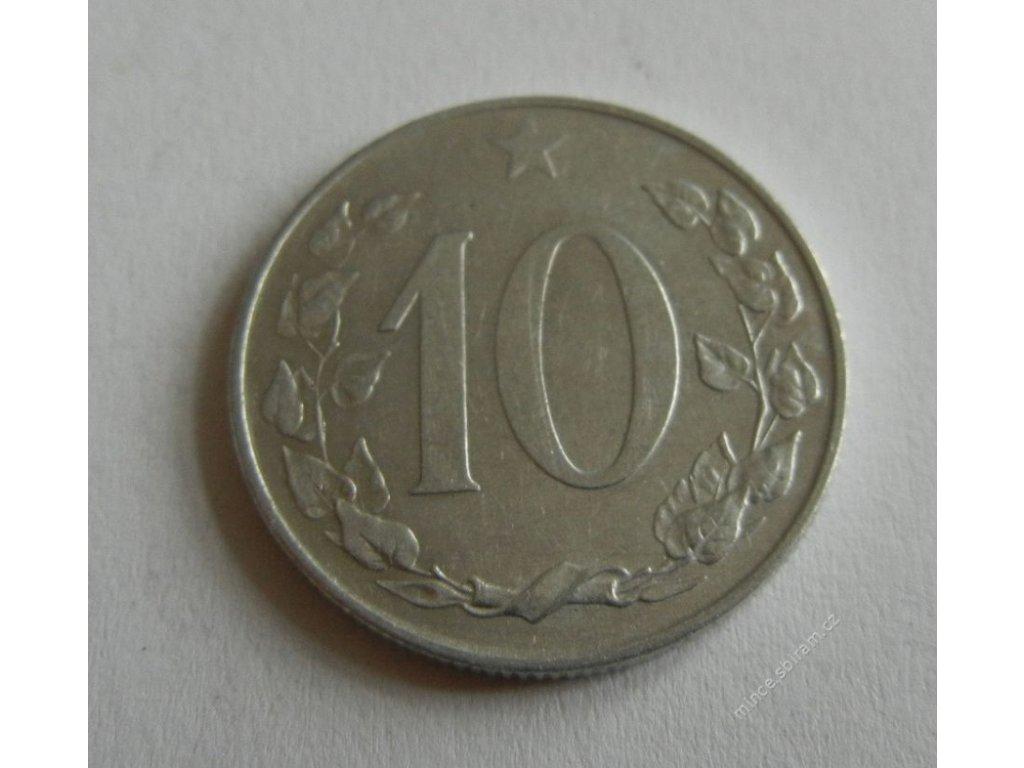 Mince 10h 1954, 1/1