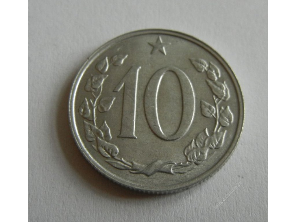 Mince 10h 1970, 1/1