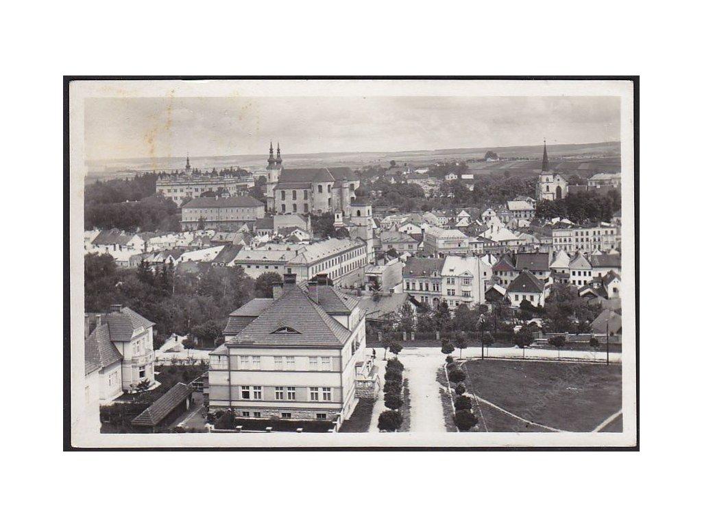 61 - Svitavsko, Litomyšl, grafo Čuda, cca 1925