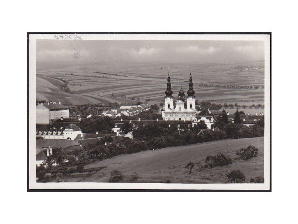 68 - Uherskohradišťsko, Velehrad, grafo Čuda, cca 1930
