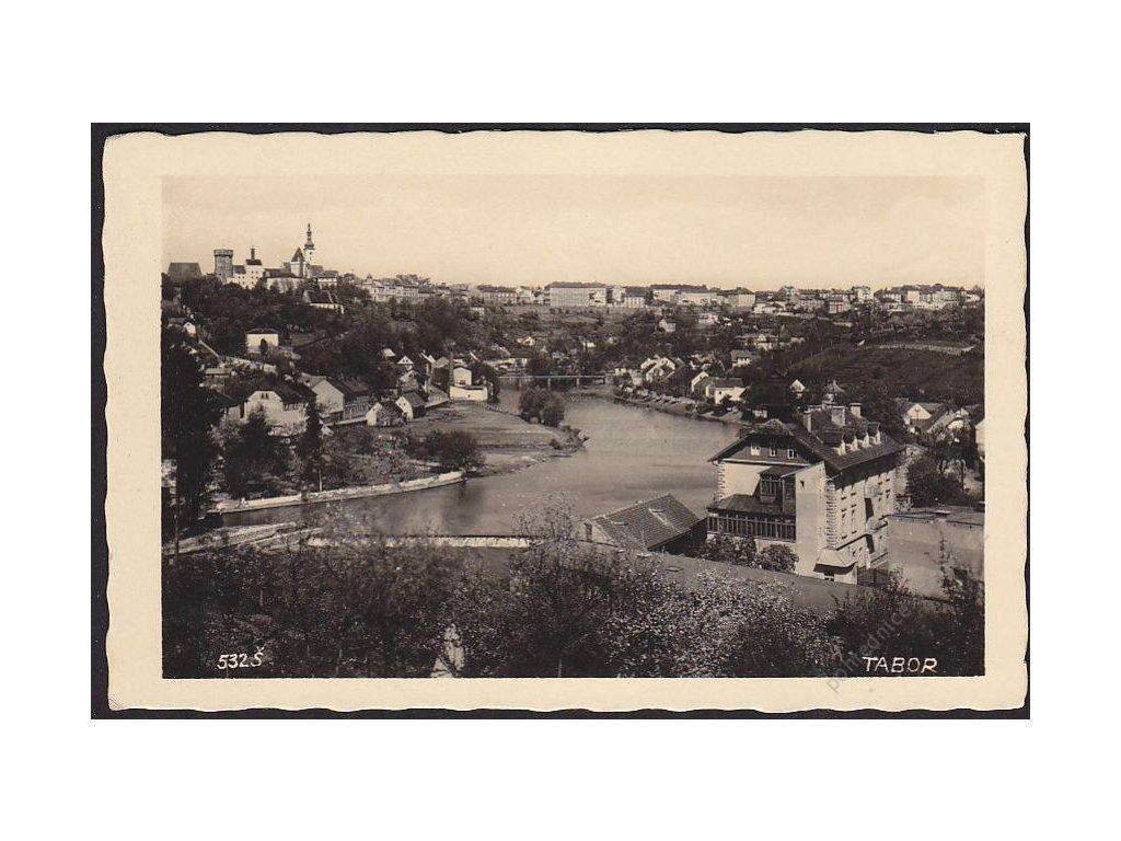 64 - Tábor, foto J. Švec, cca 1940