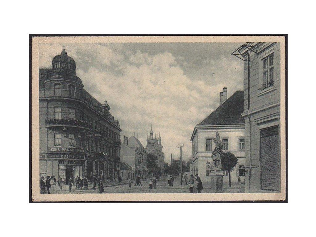 18 - Hodonín, Česká Průmyslová Banka, nakl. Weinberger, cca 1925
