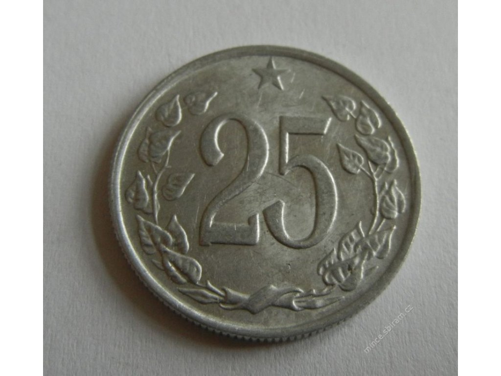 Mince 25h 1962, 1/1