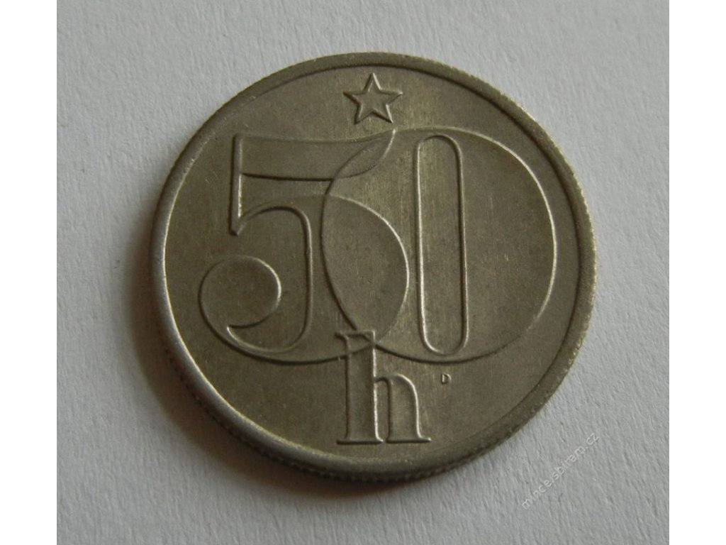 Mince 50h 1985, 1/1