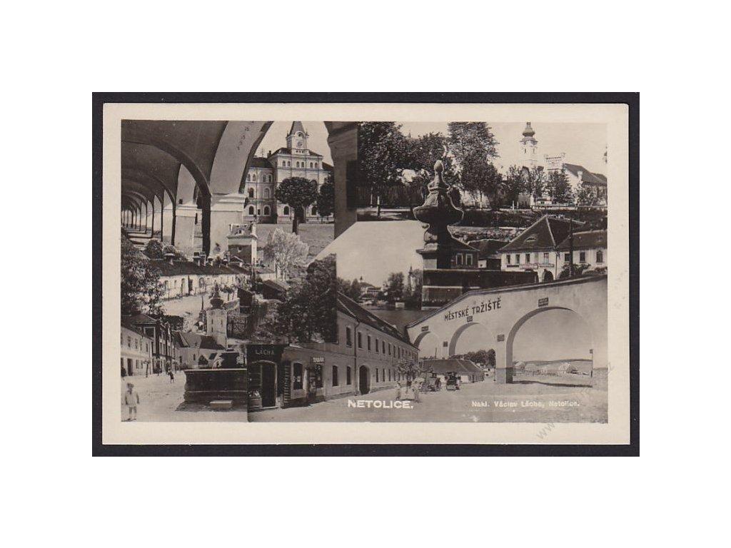 48 - Prachaticko, Netolice, foto Fon, cca 1935