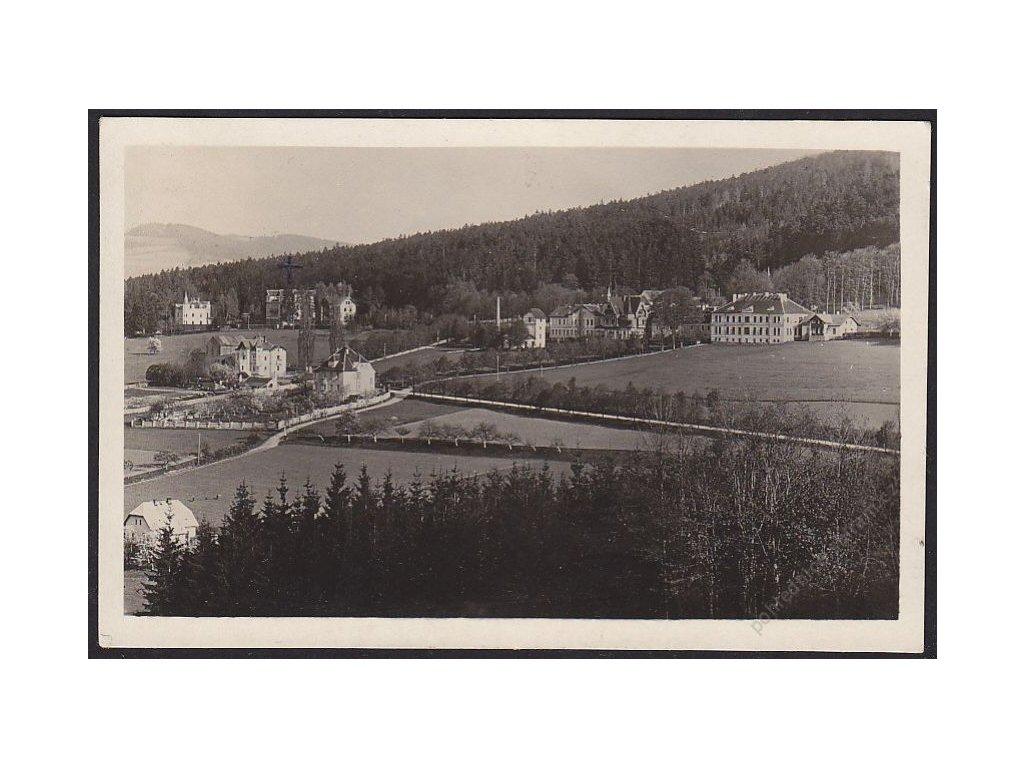 48 - Prachaticko, lázně sv. Markéty, cca 1948