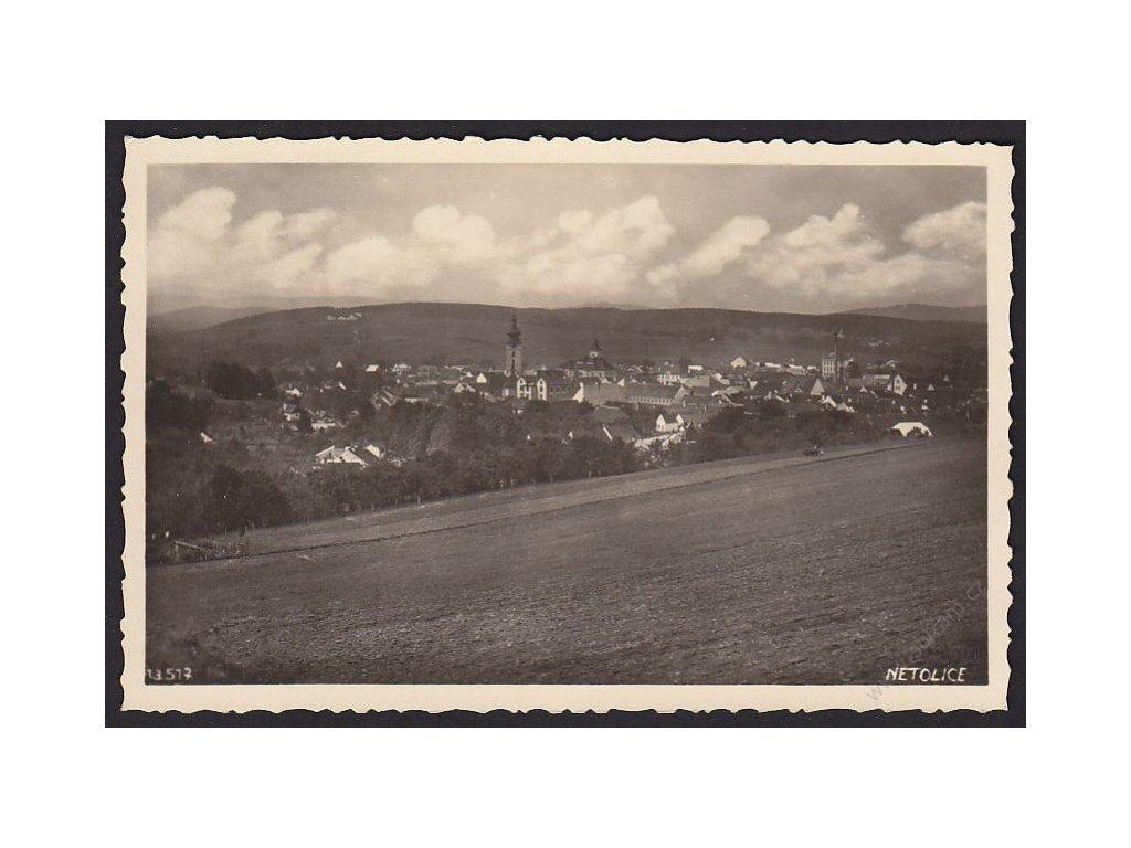 48 - Prachaticko, Netolice, nakl. Lácha, cca 1930