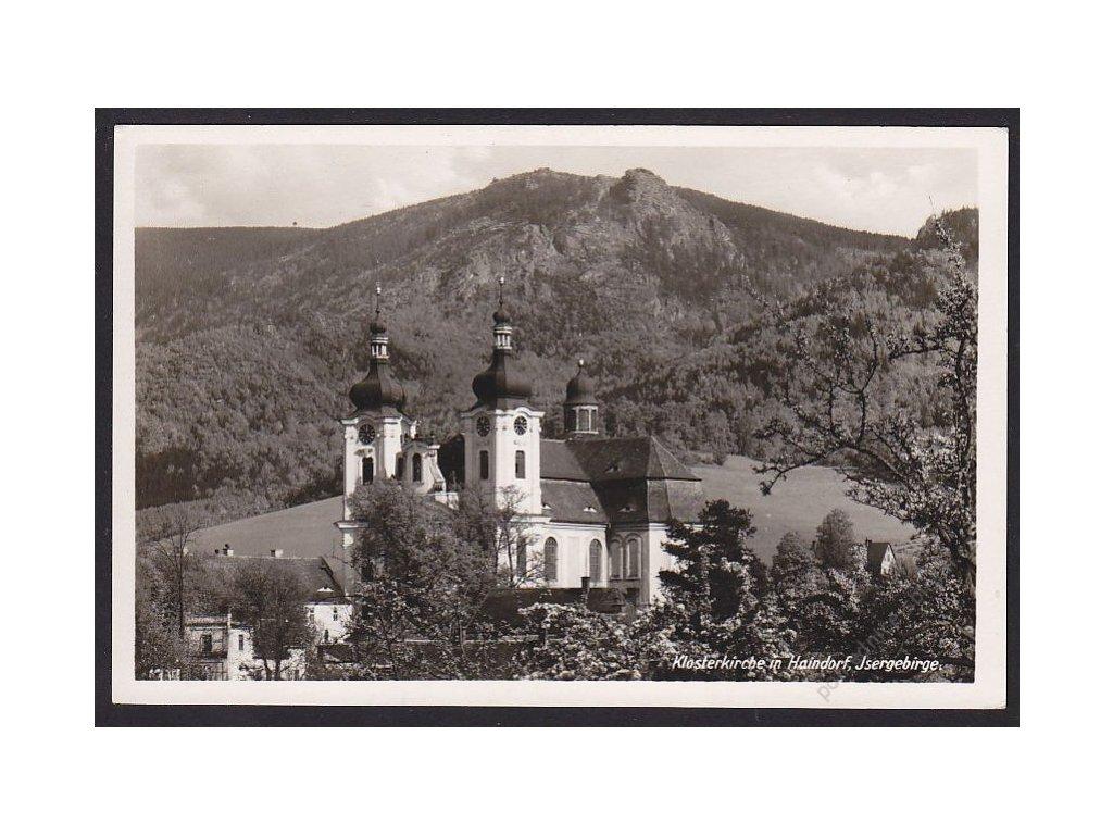 32 - Liberecko, Jizerské hory, Hejnice, (Isergebirge, Haindorf), nakl. Augsten, cca 1930