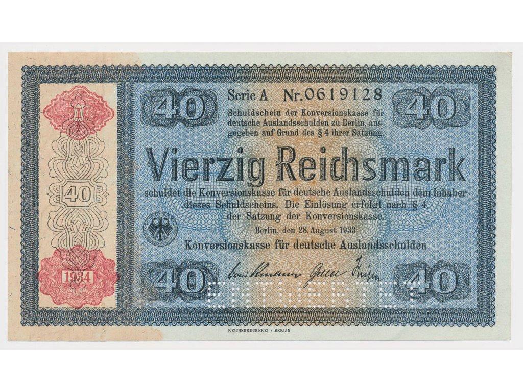 nemecko 40