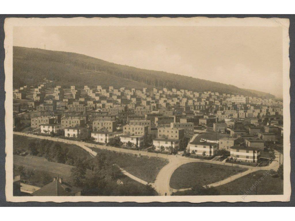 73 - Zlín, Baťova kolonie, cca 1940