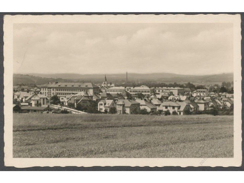 71 - Vsetínsko, Valašské Meziříčí (Wallachisch Meseritsch), Fototypia, cca 1940