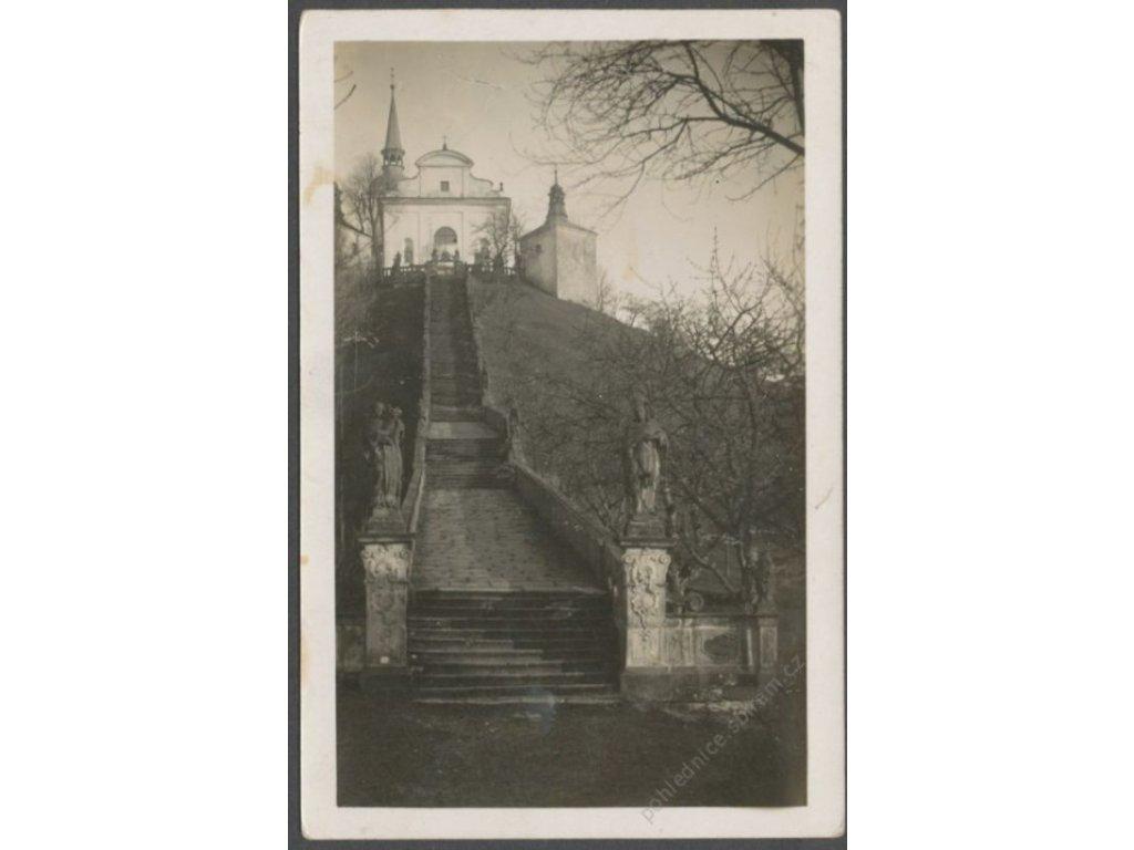 57 - Rychnovsko, Borovnice, Homol, cca 1925
