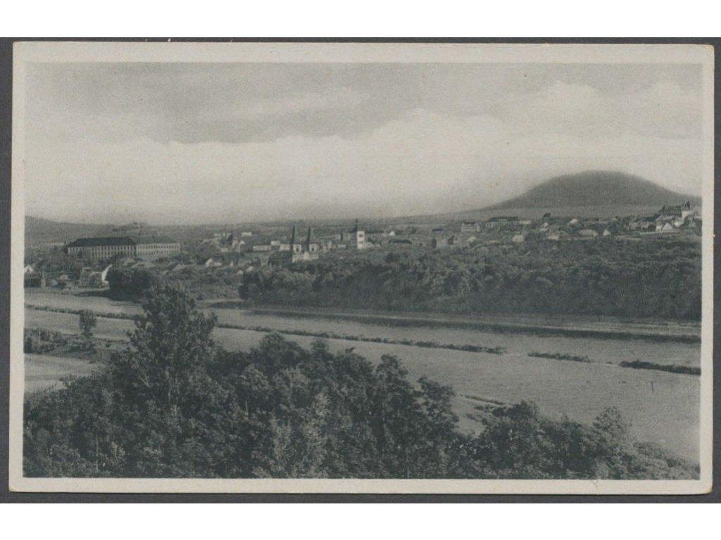 33 - Litoměřicko, Roudnice nad Labem (Raudnitz a. d. E.), nakl. J. Š. P., cca 1940