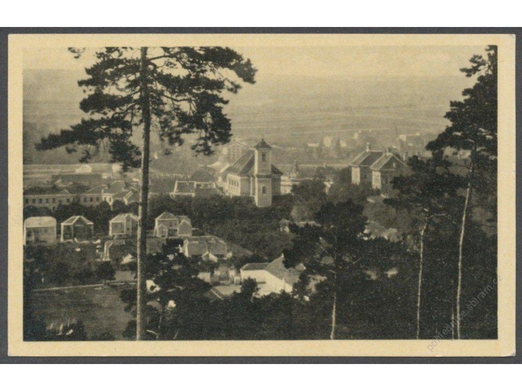 72 - Vyškovsko, Slavkov u Brna, nakl. Orbis, cca 1945