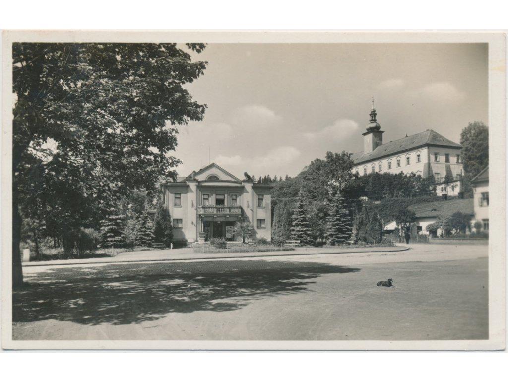 70 - Orlickoústecko, Kyšperk-Letohrad, Divadlo a Zámek, Grafo Čuda