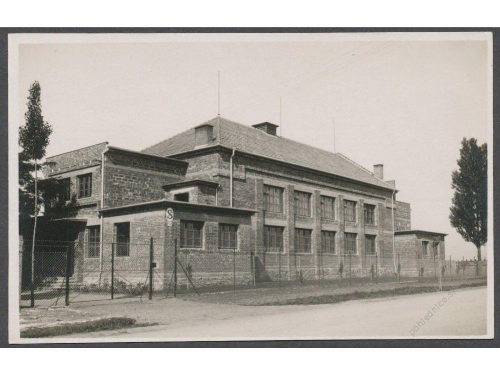 52 - Prostějov, cca 1935