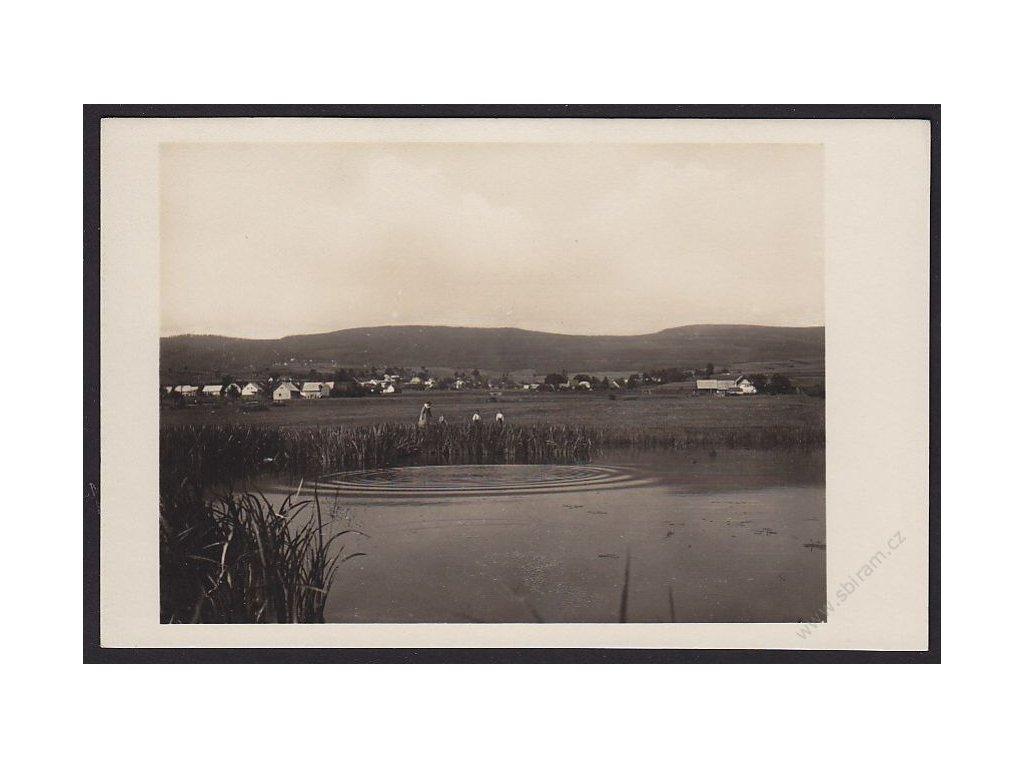 15 - Domažlicko, Postřekov na Chodsku, cca 1935