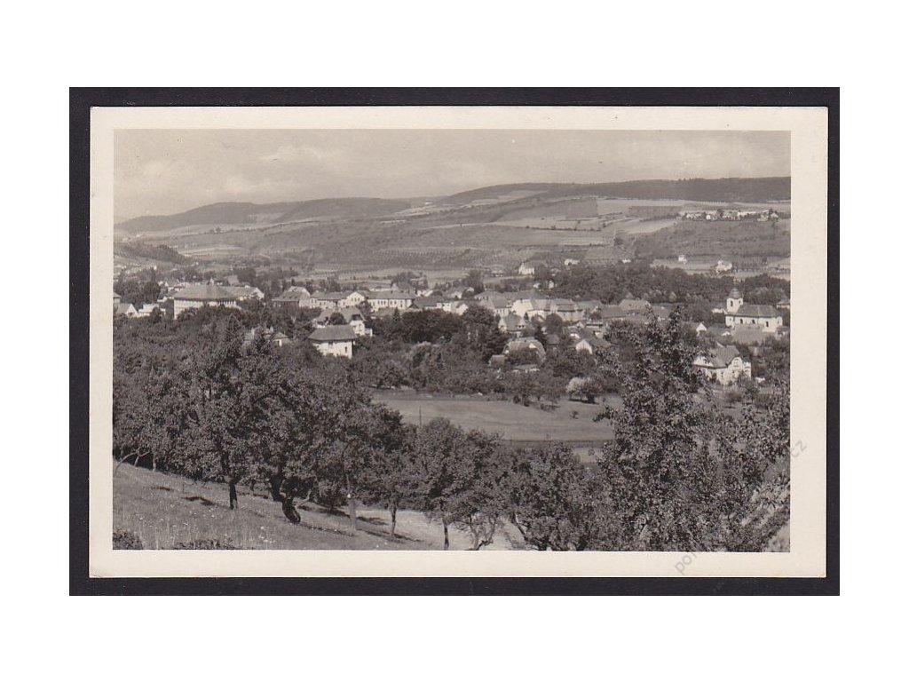 51 - Praha-západ, Řevnice (Rewnitz), foto Fon, cca 1944