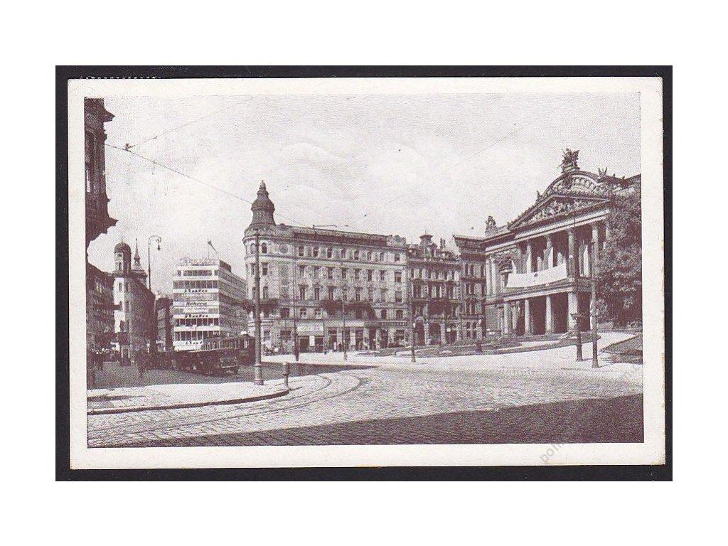 04 - Brno-město (Brünn), uvnitř města, Fototypia, cca 1945