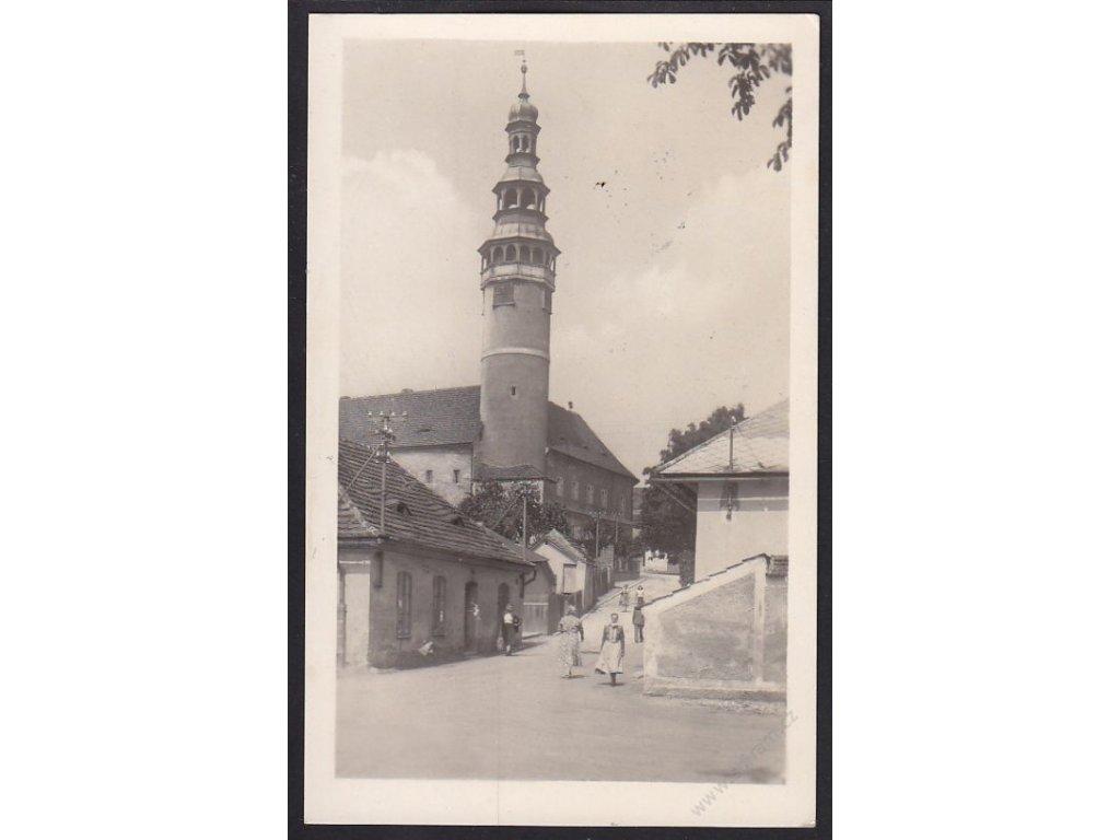15 - Domažlice, cca 1954