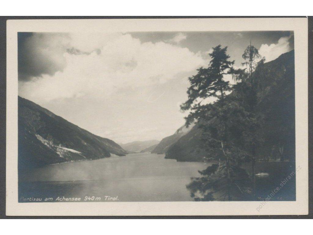 Austria, Tyrol, Pertisau, Achensee Lake, publ. Schöllhorn, cca 1920
