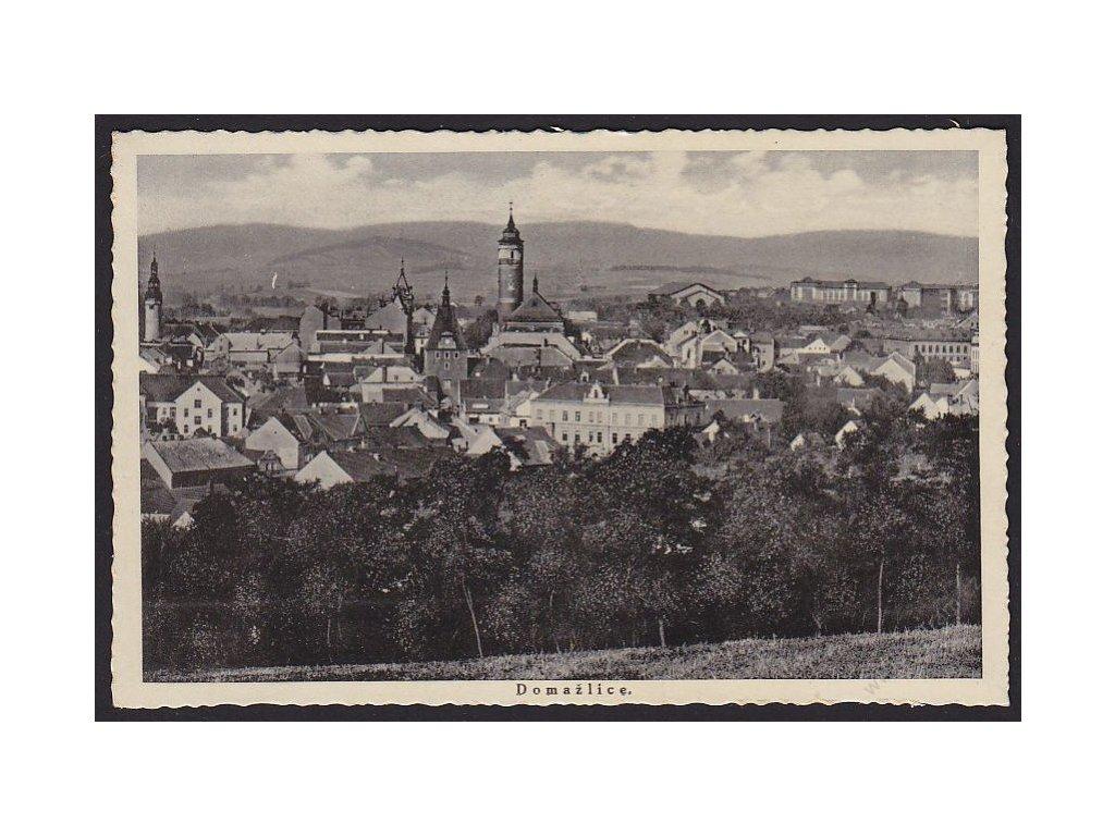 15 - Domažlice, nakl. Švec, cca 1930