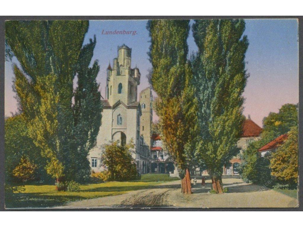 07 - Břeclav (Lundenburg), kostel, nakl. Cehák, cca 1935