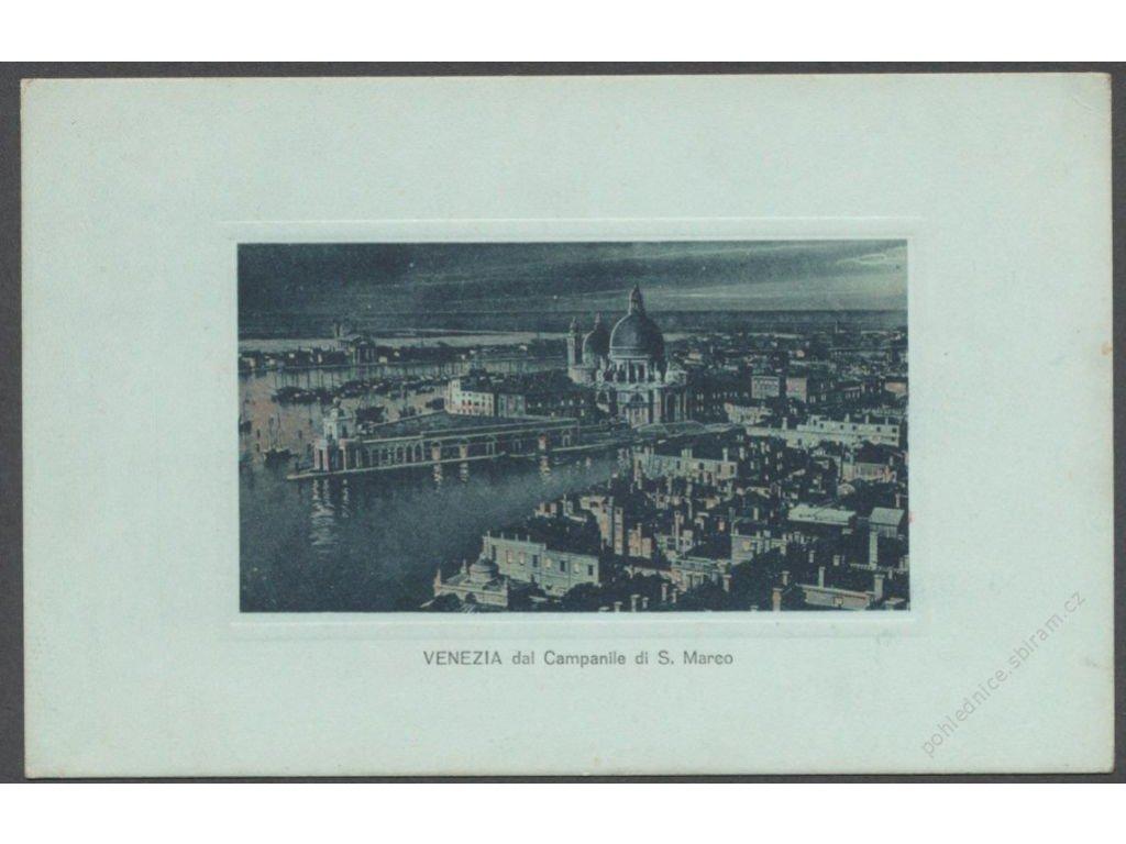 Italy, Venice, St Marks Campanile, cca 1908