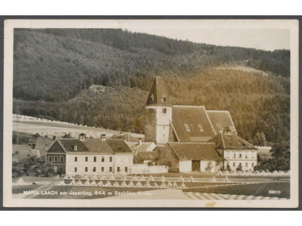 Austria, Lower Austria, Maria Laach am Jauerling, publ. Ledermann, cca 1930