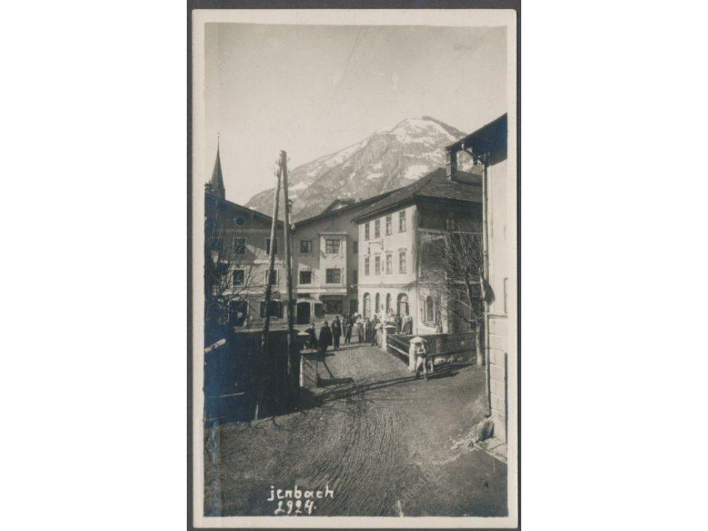 Austria, Schwaz, Jenbach, photo Angerer, cca 1918