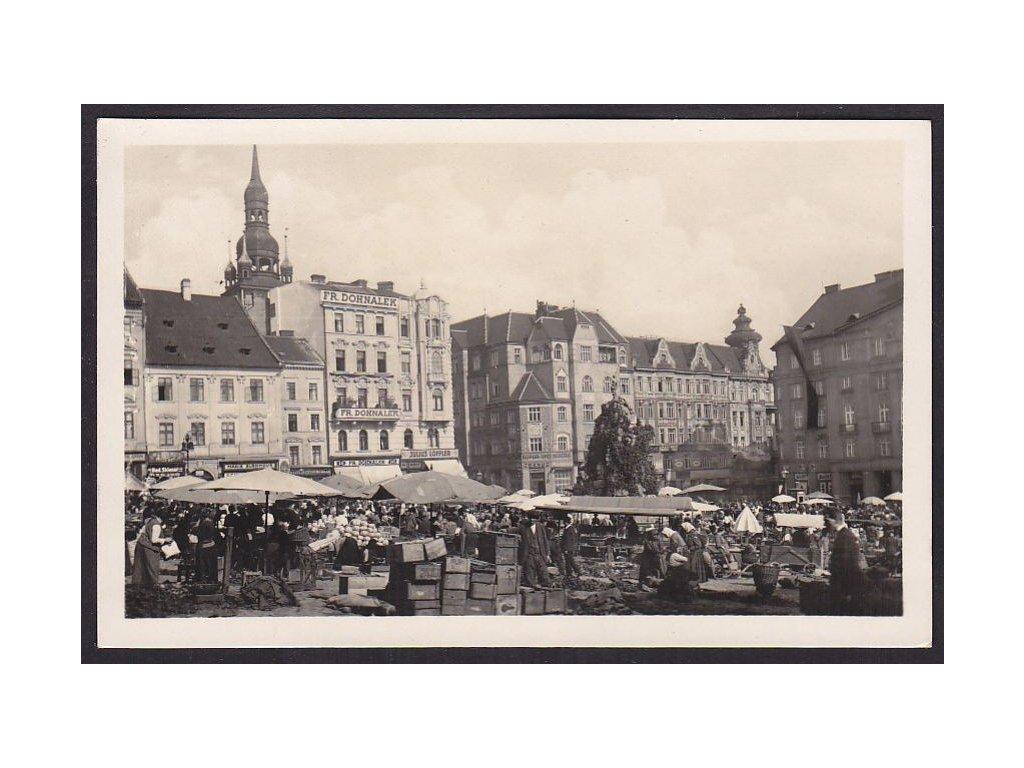 04-Brno, Zelný trh, foto Fon, ca 1930